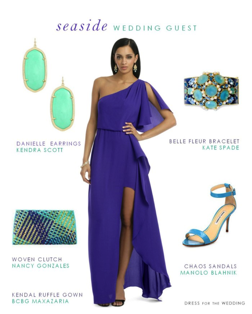 Destination wedding guest dresses  Destination wedding outfit idea Kendal ruffle gown Check out these