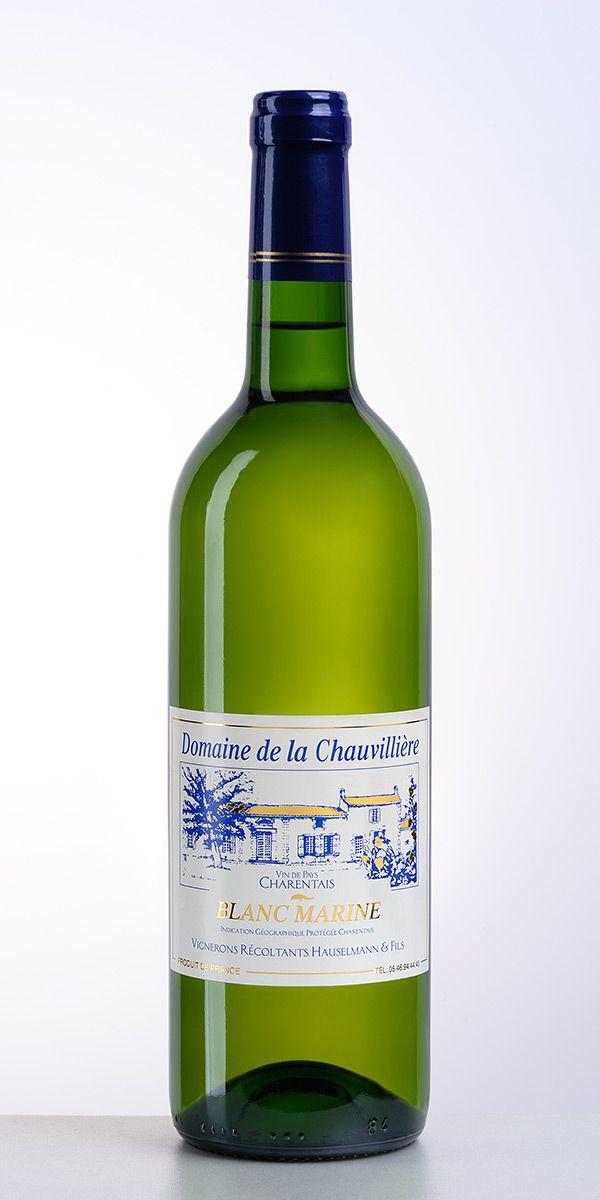 Domaine De La Chauvilliere Bouteille Vins Charentaise