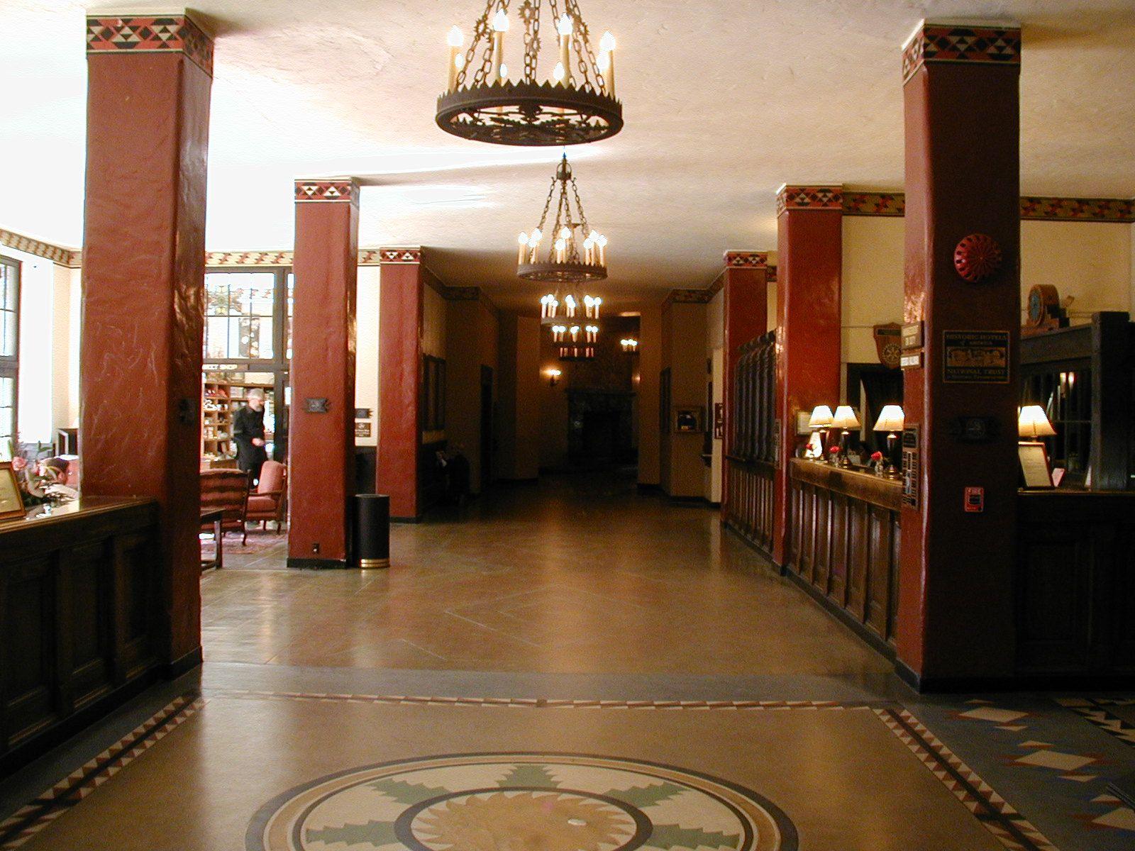 the shining hotel interior lobby - Google Search  Ahwahnee hotel, Hotel interior lobby, Ahwahnee