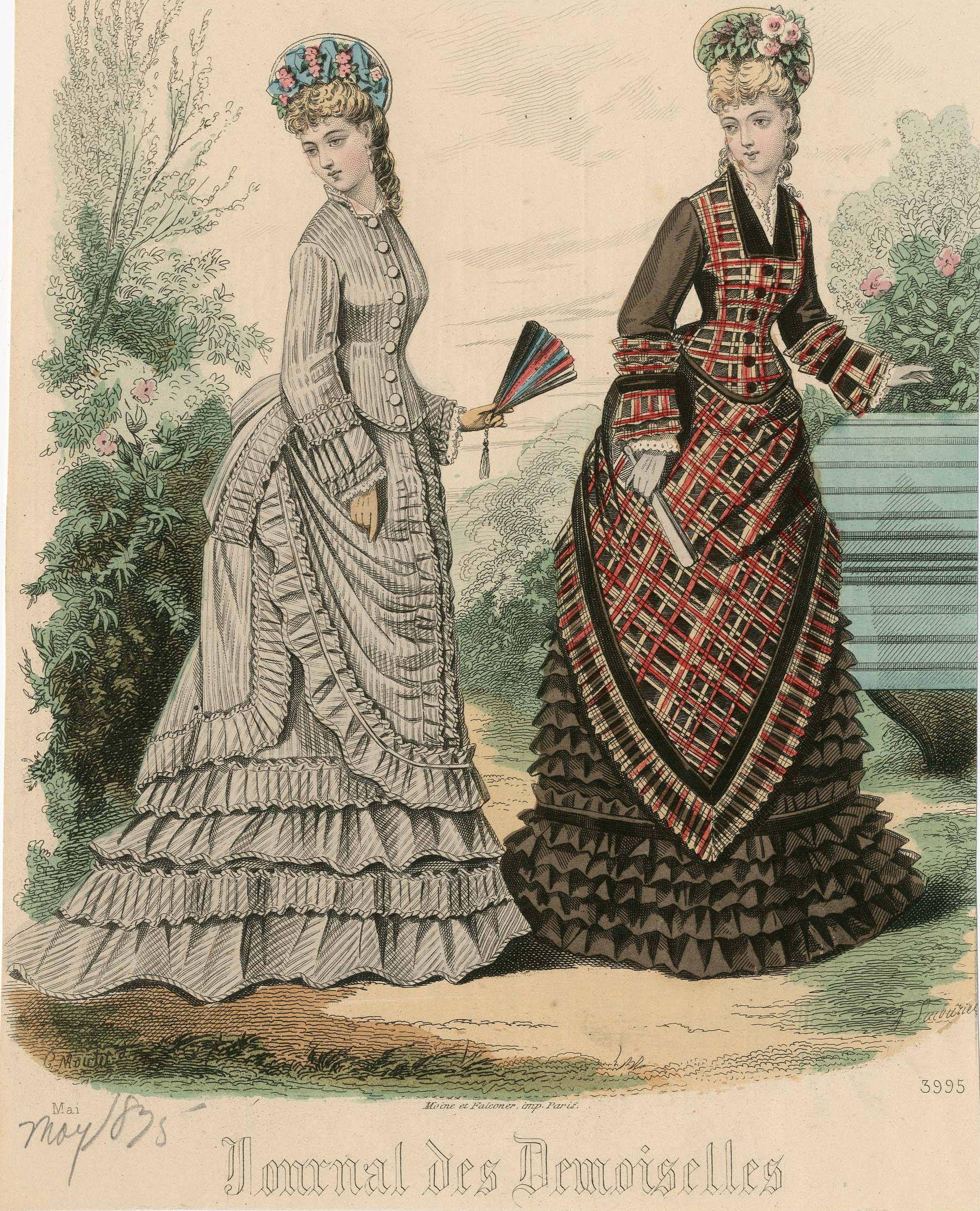 Journal des Demoiselles 1875