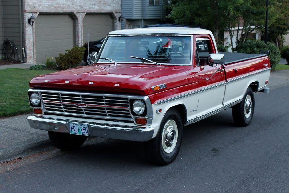 amazing  i quite love this colour for this car  1958fordf150 in 2020