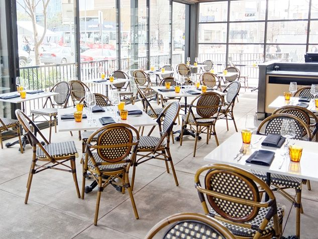Patio Dining, Restaurant Bar, Houston, Patios, Restaurants, Texas