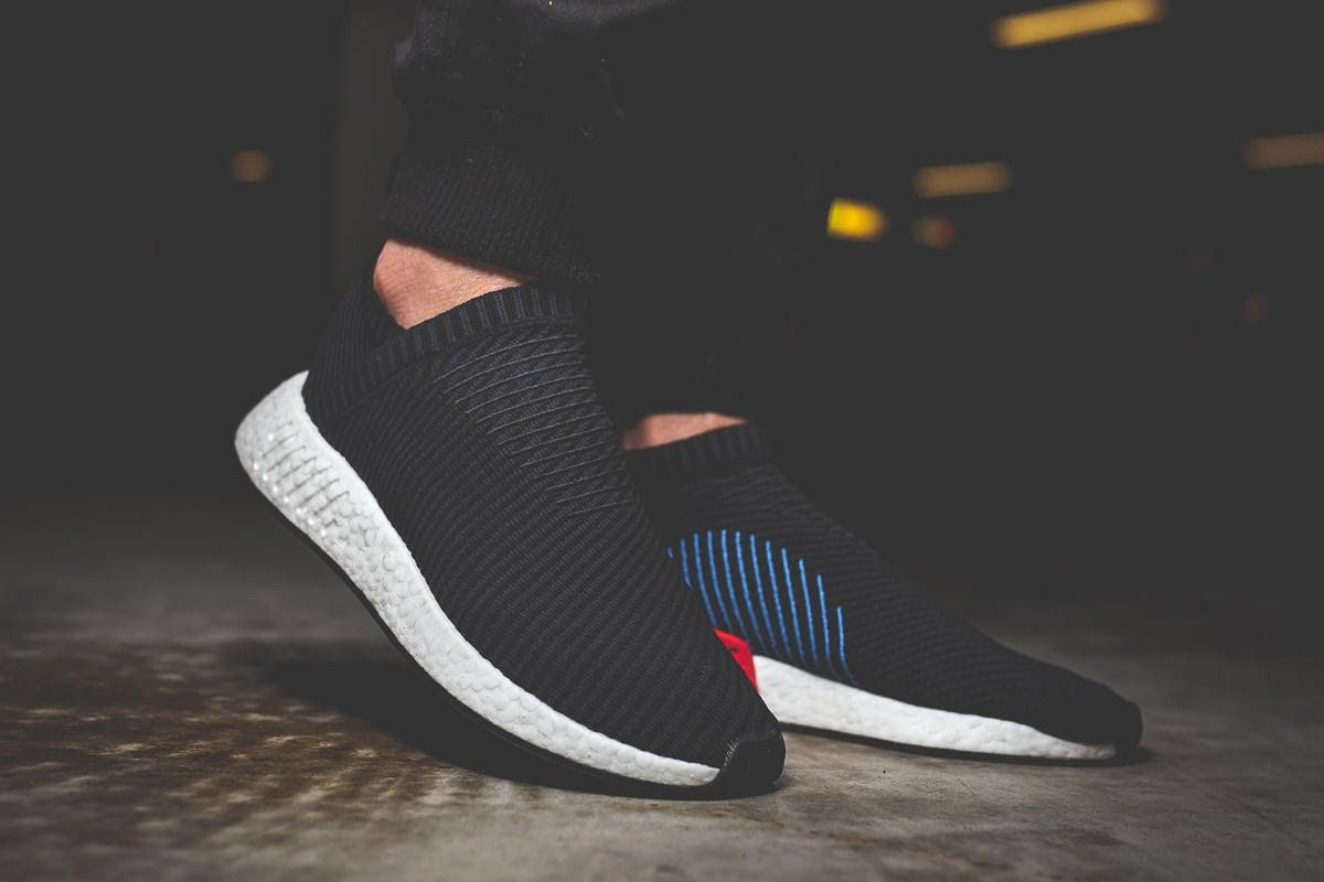 "875c09740 adidas NMD CS2 Stealth PK ""Carbon"" Detailed Pics - EU Kicks Sneaker Magazine"