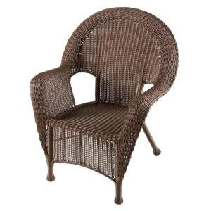 Brown Resin Wicker Chairs Bayside Brown Resin Wicker Chair Wicker Patio Chairs Patio Chairs Wicker Chairs