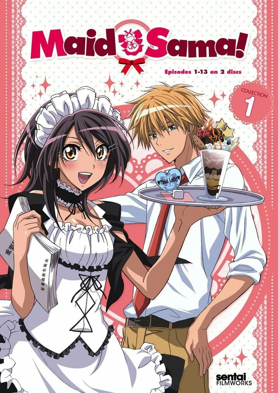 Pin by Surfer Gurl on ☆ Anime ☆ Maid sama manga, Maid