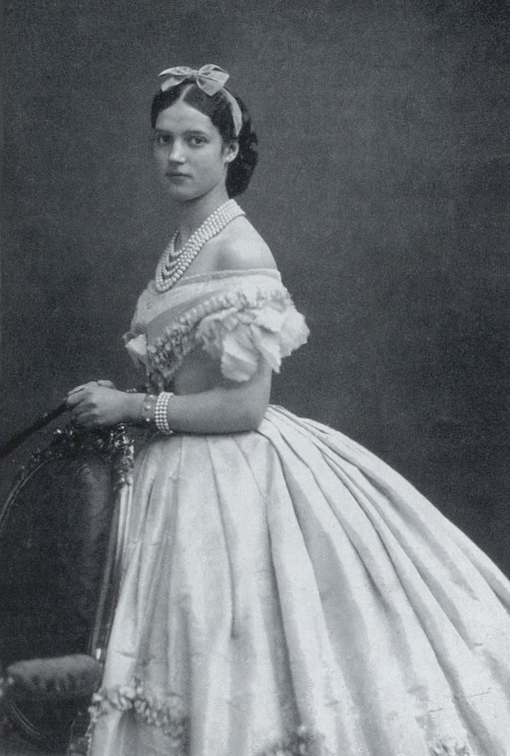 1866 Dagmar engagement jewels Victorian wedding