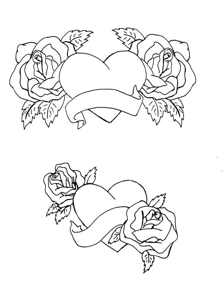 Heart Coloring Pages For Adults Printable 1 Love Is The Basic Need Of Every Human Being We Canno Heart Coloring Pages Rose Coloring Pages Cross Coloring Page
