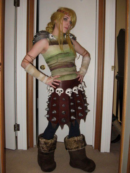 How to train your dragon cosplay astrid geek crafts warrior how to train your dragon cosplay astrid geek crafts ccuart Choice Image