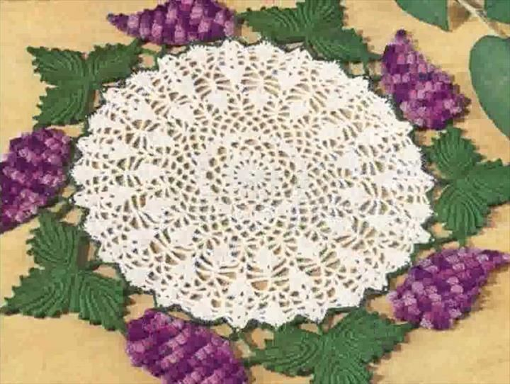 42 Quick Easy Crochet Doily Pattern Crochet Doily Patterns Easy