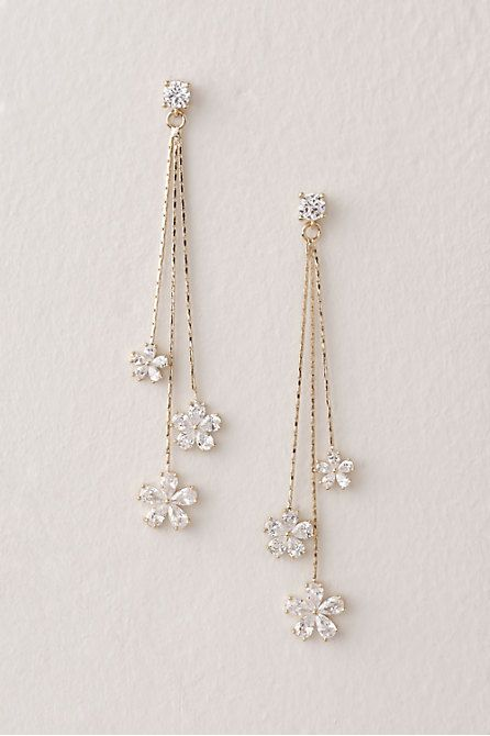 Fame And Partners Rosabel Dress Bhldn In 2020 Jewelry Ear Jewelry Girly Jewelry