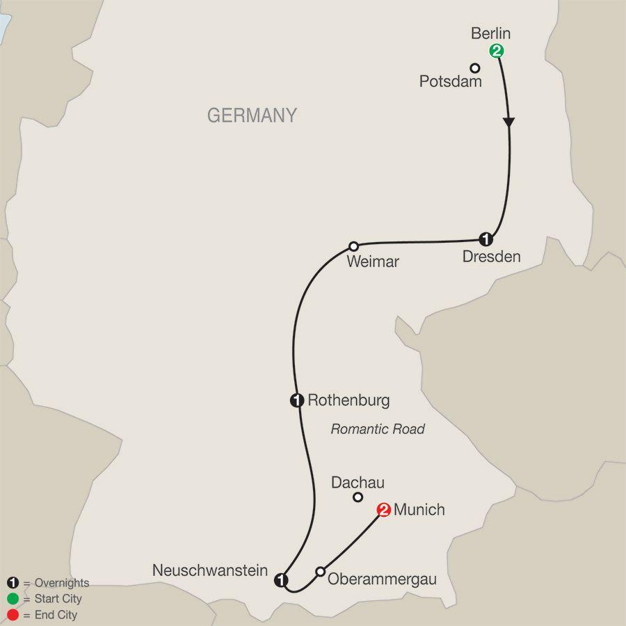 German Vista map vacation Pinterest Munich and Vacation