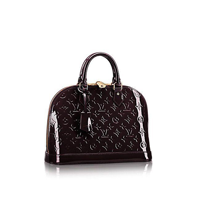 Louis Vuitton bordeaux vernis. Louis Vuitton bordeaux vernis Sacs À Main ... fab868b8f8c
