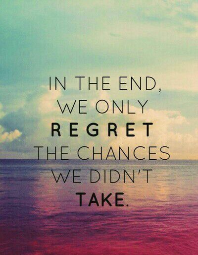 Quotes On Change in Life. #quotesabouttakingchances