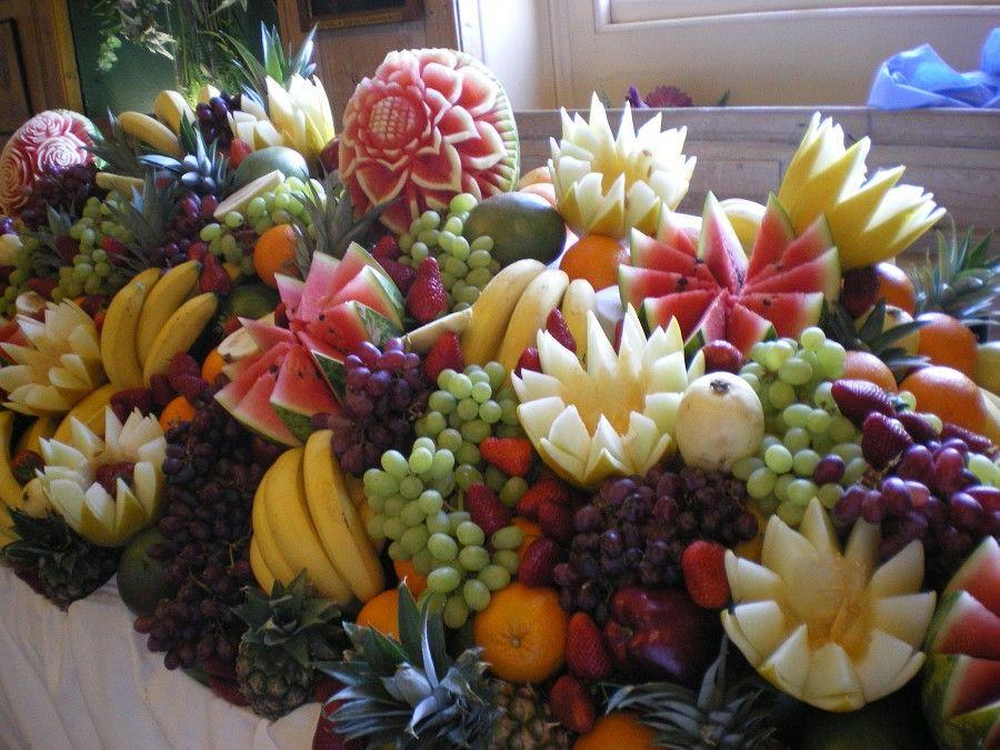 Wedding fruit display google search food