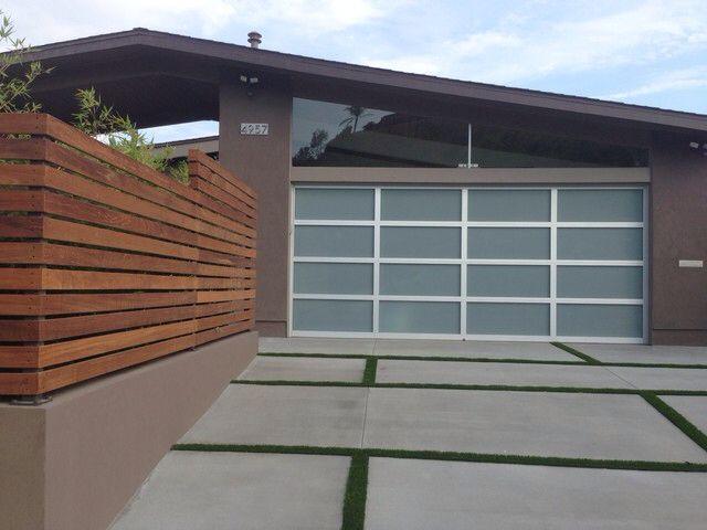 Commercial Insulation Sydney For More Info Visit At Http Www Insulationsydney Com Au C Mid Century Modern Exterior Modern Garage Doors Garage Door Design