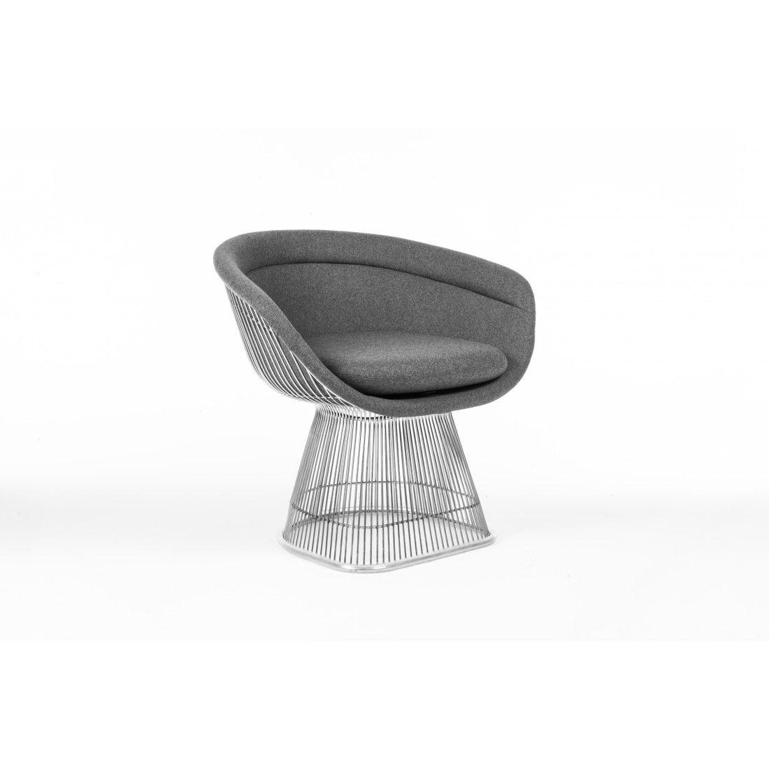 Lounge Chair - Dark Grey 1 http://www.franceandson.com/lounge-chair-dark-grey.html