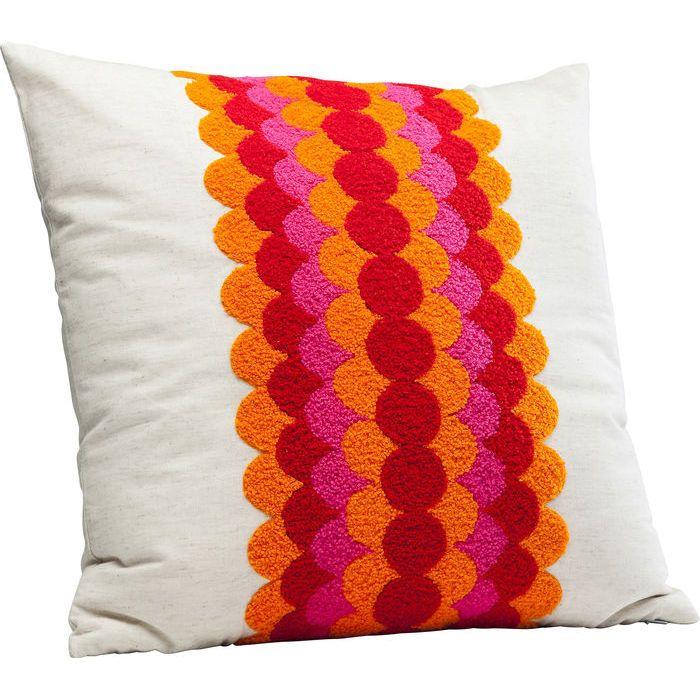 Cushion Discofox Lace 45x45cm - KARE Design