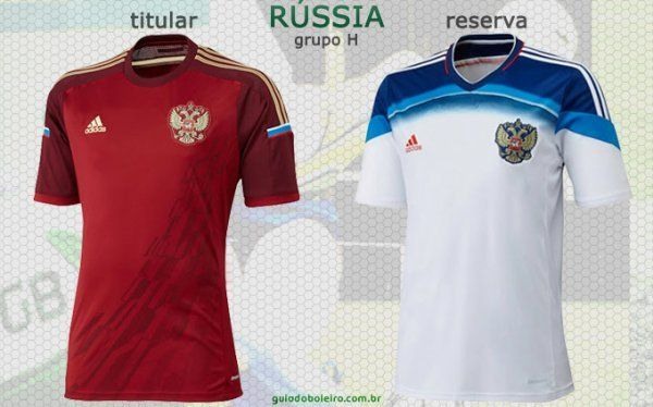 As camisas de futebol mais belas e feias de 2014 segundo o GB ... 3ac95eb3b8913