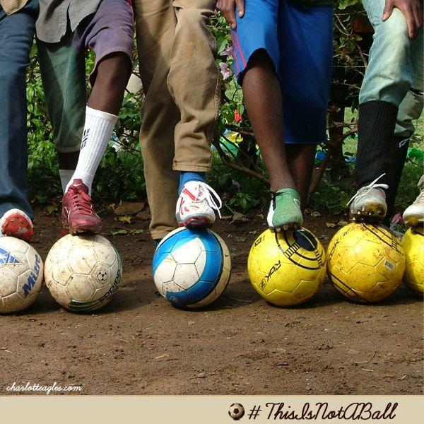Always playing, always ready. #Soccer #Football