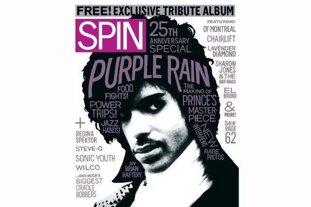 25th anniversary of purple rain