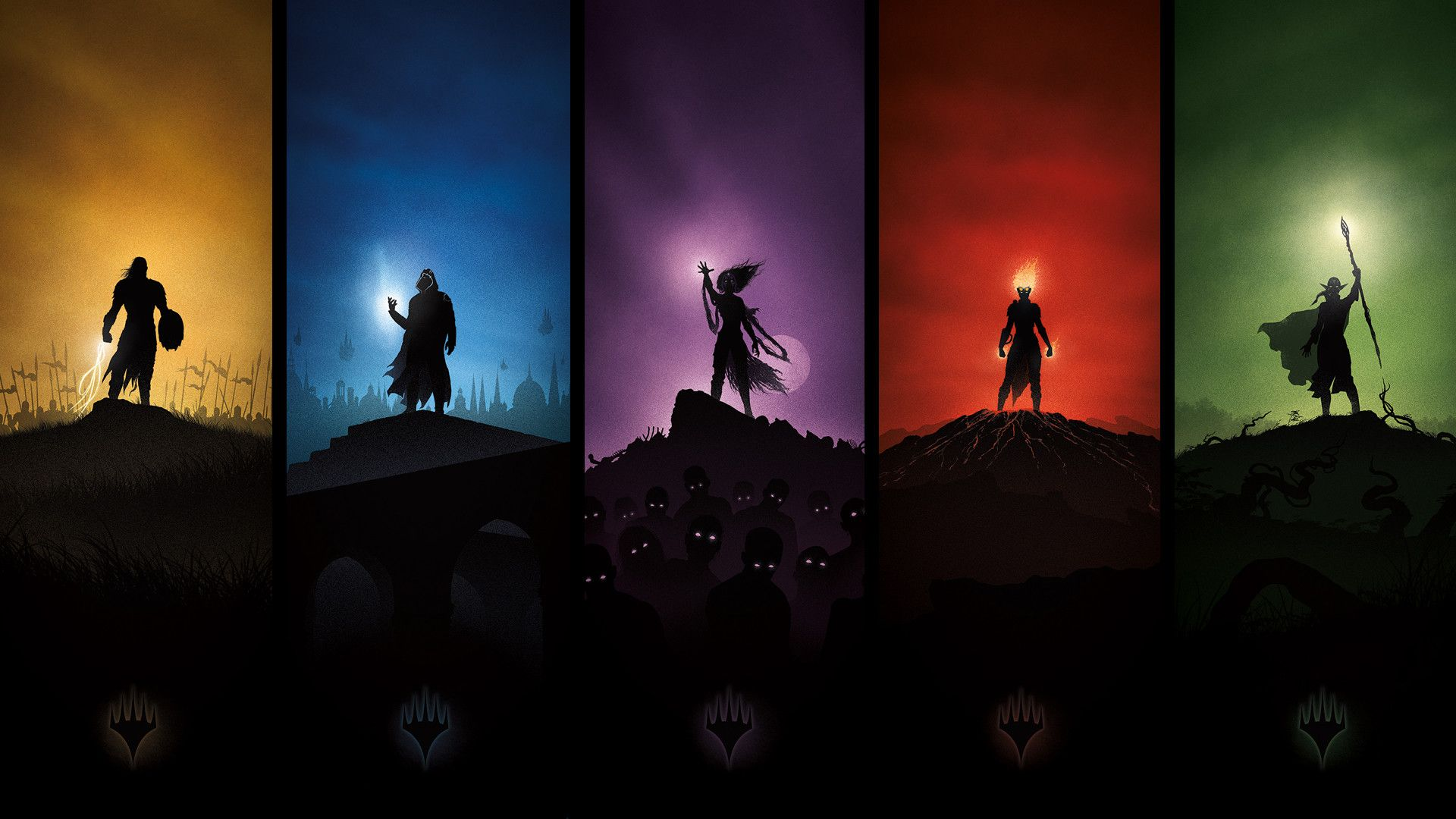 1920x1080 magicwallpaper8 Magic the gathering, The