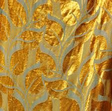 gold fabric - Google Search