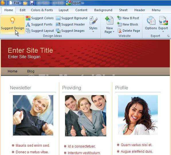 Download Web Designing Software Artisteer Web Design Software Design Learn Photoshop
