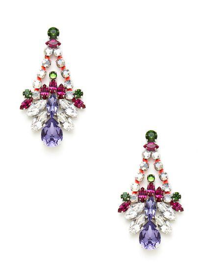 Summer Breeze Earrings by LK Jewelry  on Gilt.com