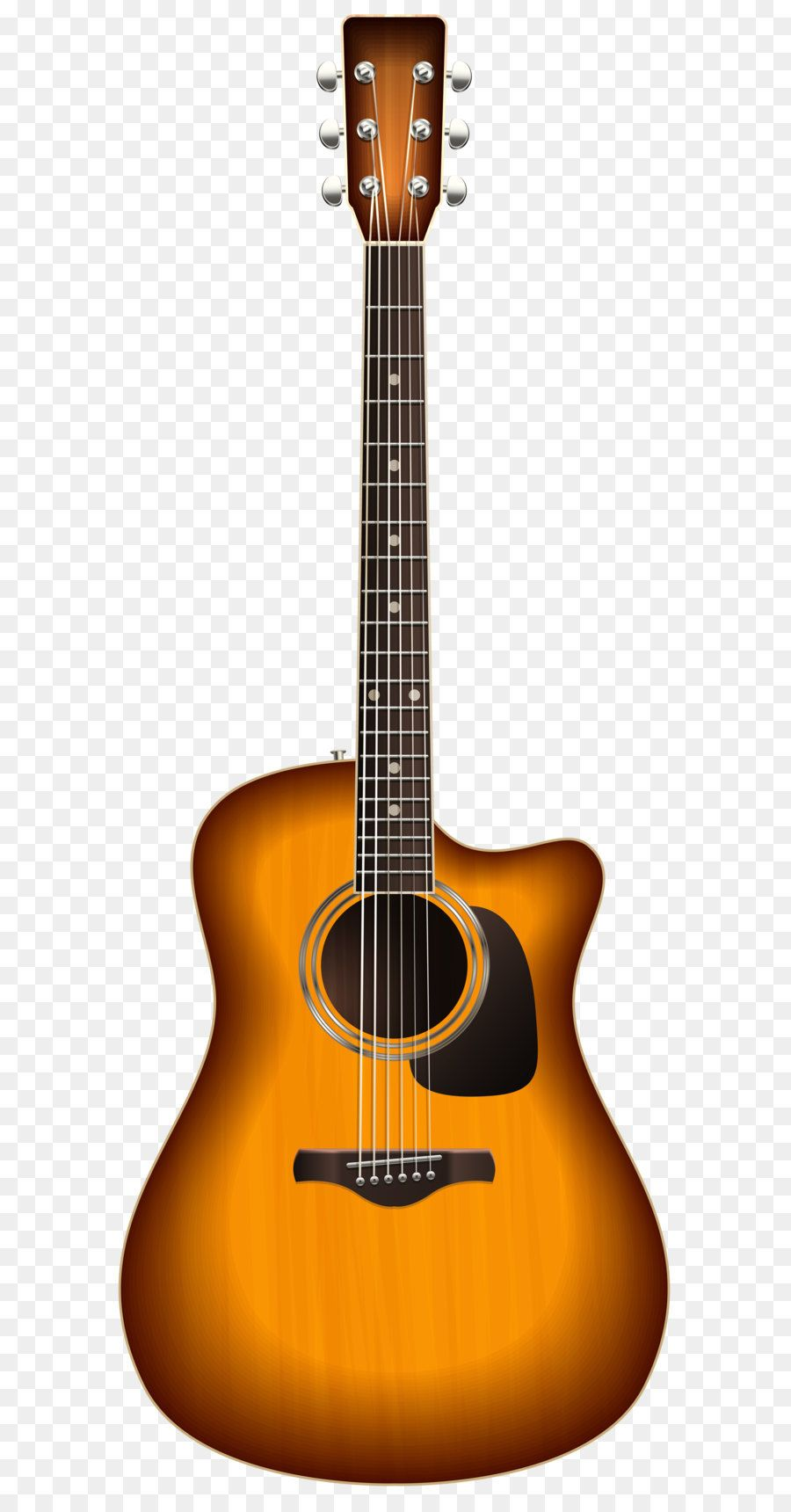 Acoustic guitar Electric guitar Clip art Guitar PNG