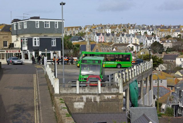 Malakoff Bus Station St Ives St Ives Bus Station St