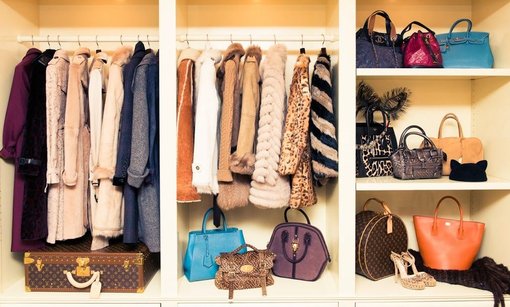 Charmant Rosie Huntington Whiteley Closet