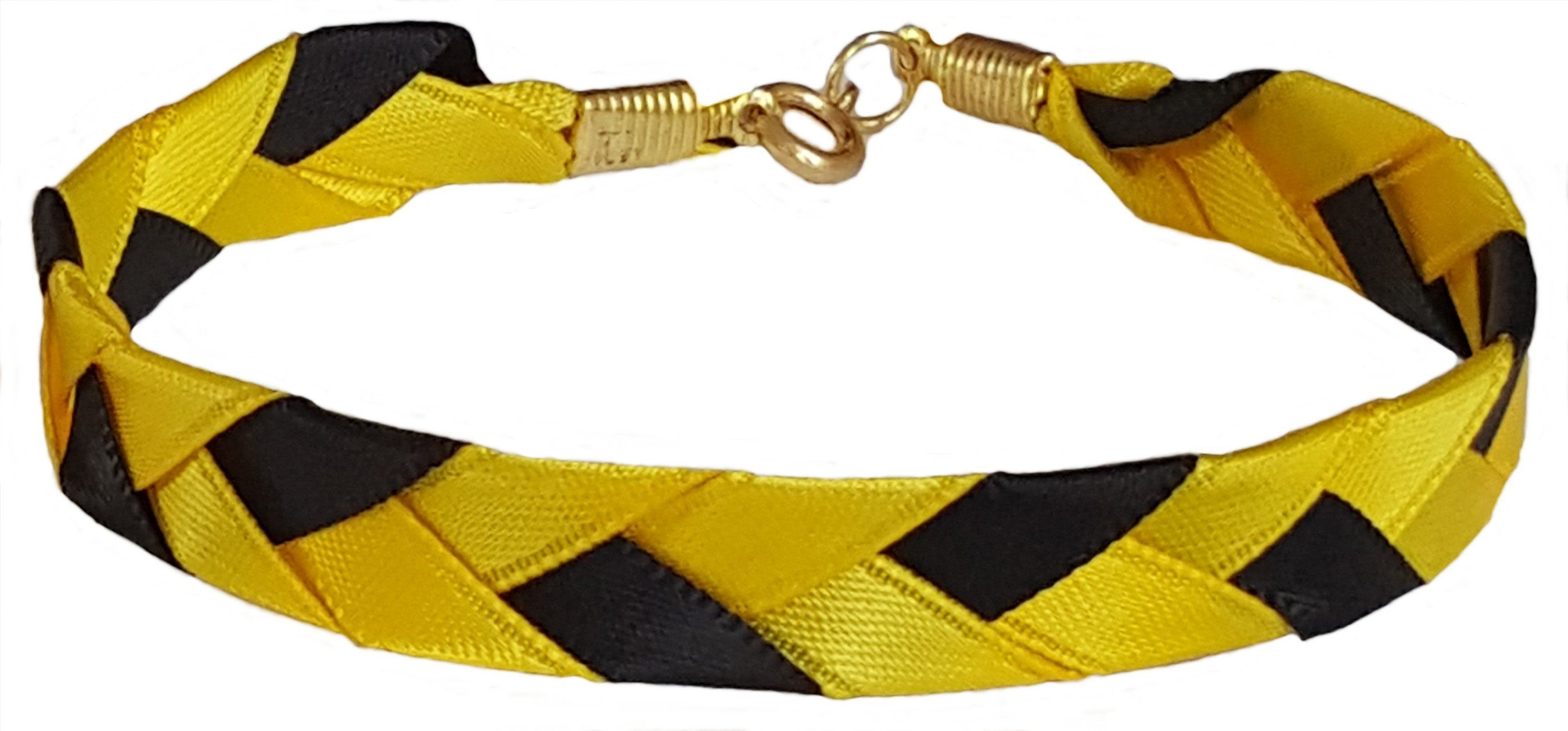 Ribbon Criss Cross Bracelets