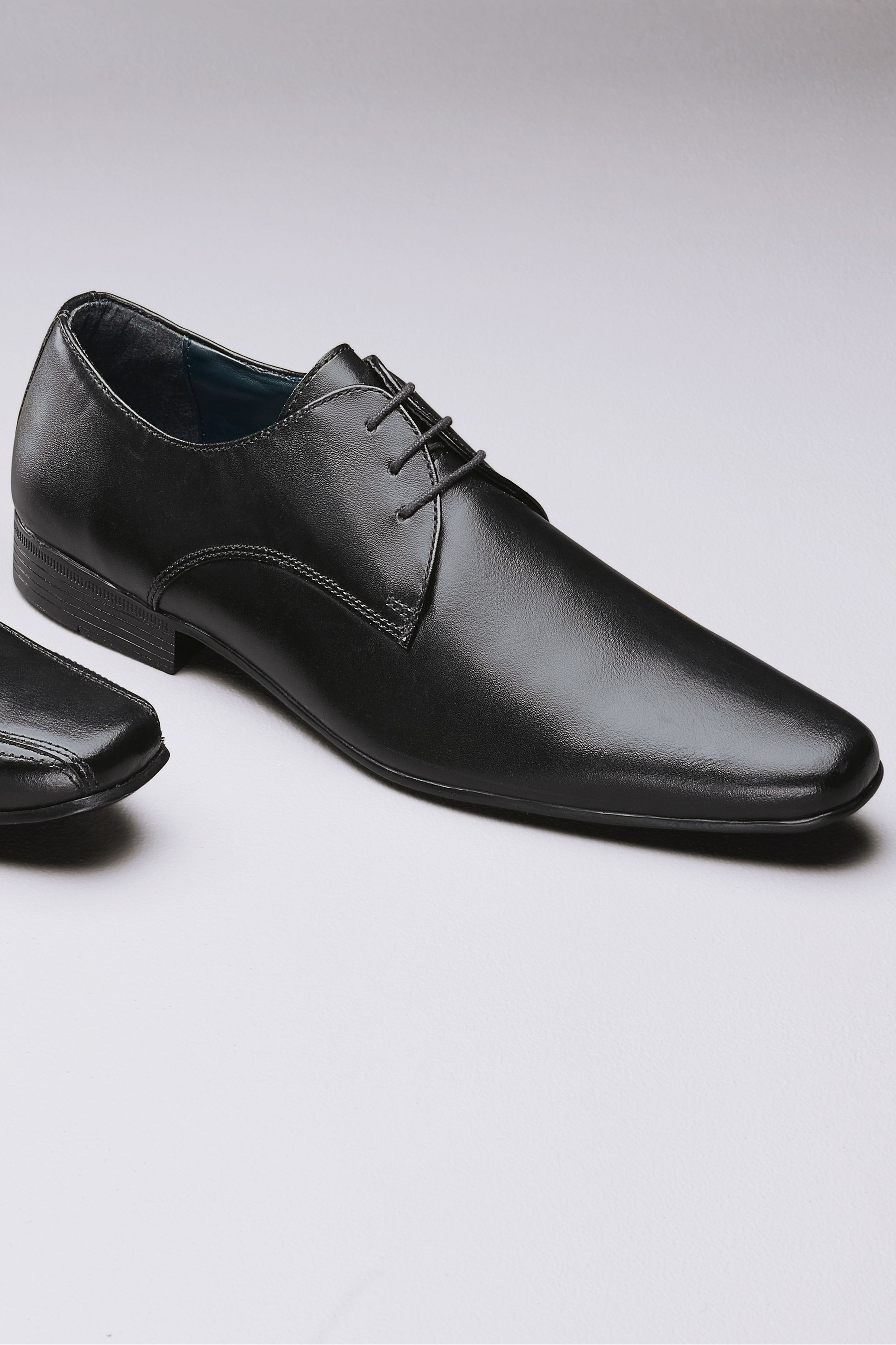 Mens Suede-Look Brogue Shoes find Brand