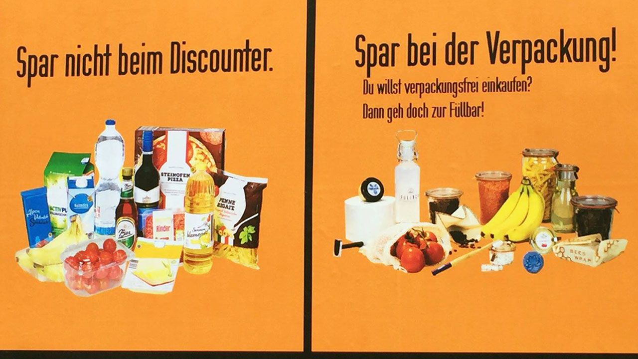 Netto Werbung Unverpackt