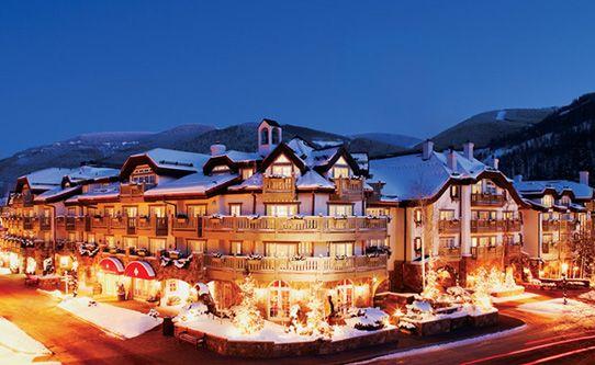 Hotel Reviews Sonnenalp Vail Best Location