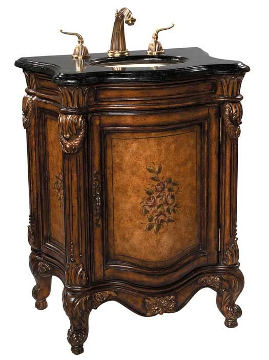 French Provincial Bathroom Vanities Been Looking For With Images