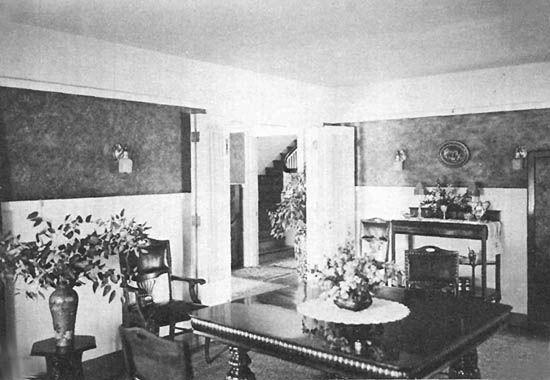 San Diego Interiors 1880 1930 San Diego History Center Home Decor Living Room Images Elegant Home Decor