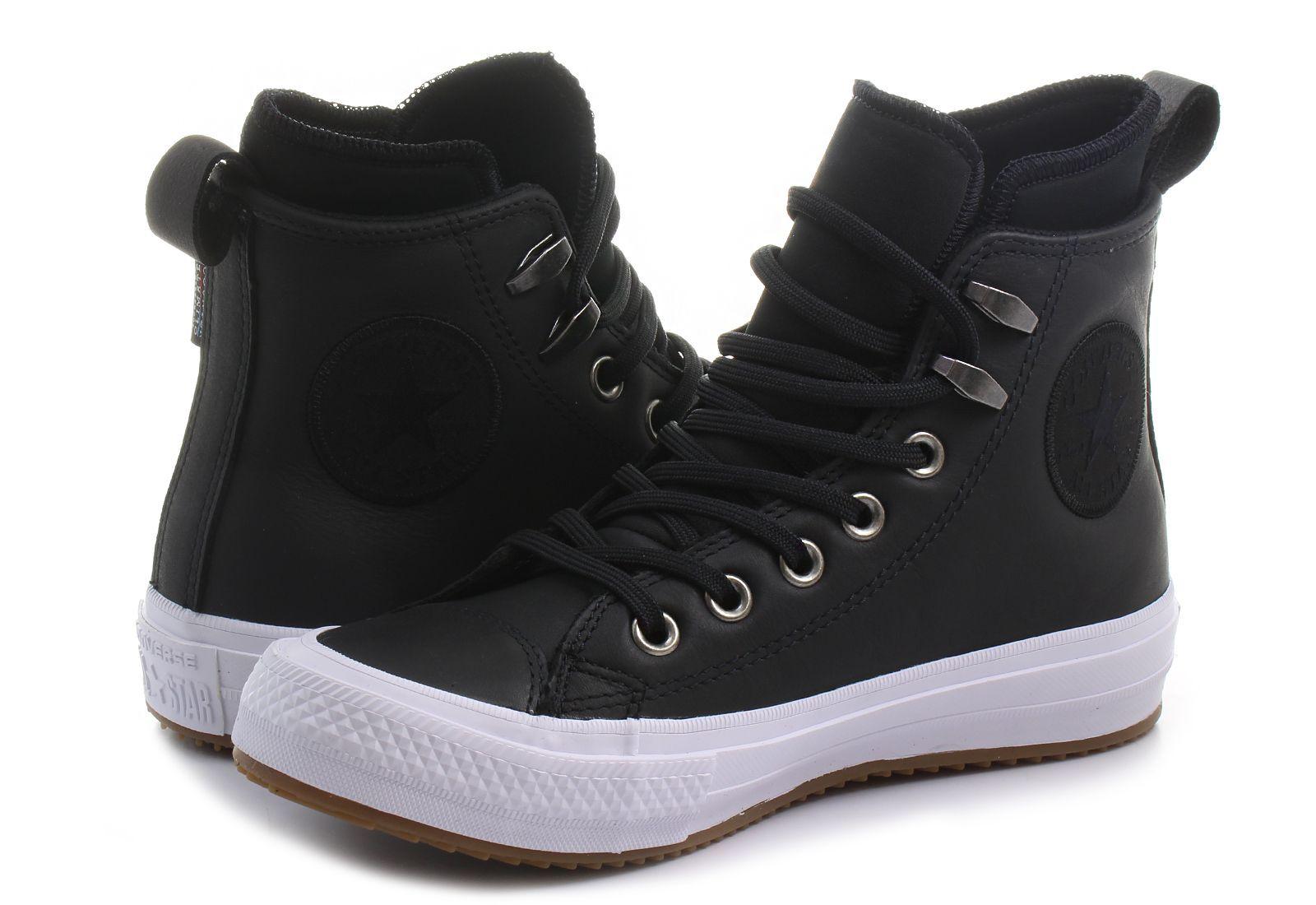 Converse Tornacipő Chuck Taylor Waterproof Boot Leather 557943c Office Shoes Magyarország