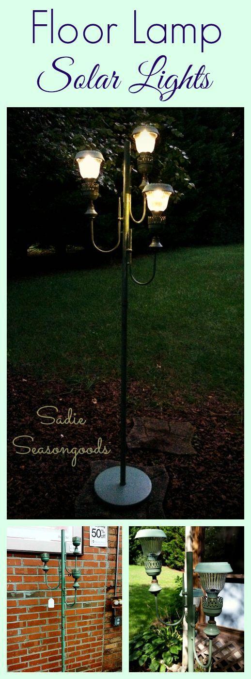 Yard Lamp Post