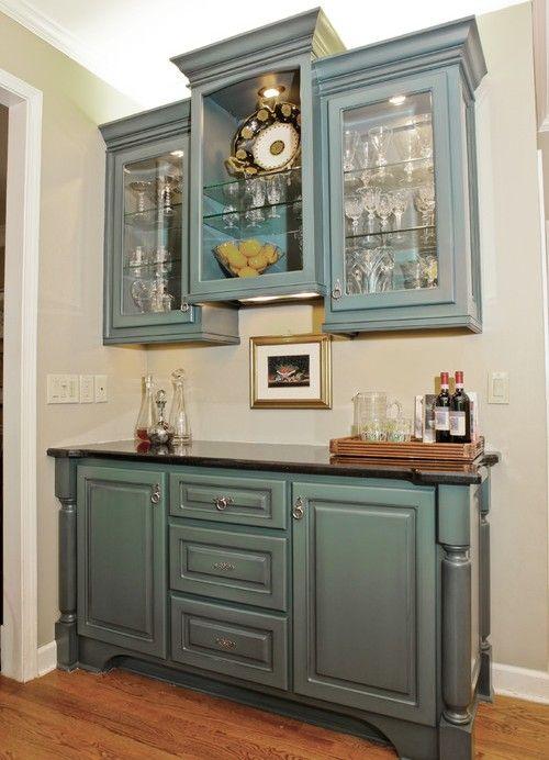 Красивый буфет для кухни фото | Идеи для дома | Pinterest