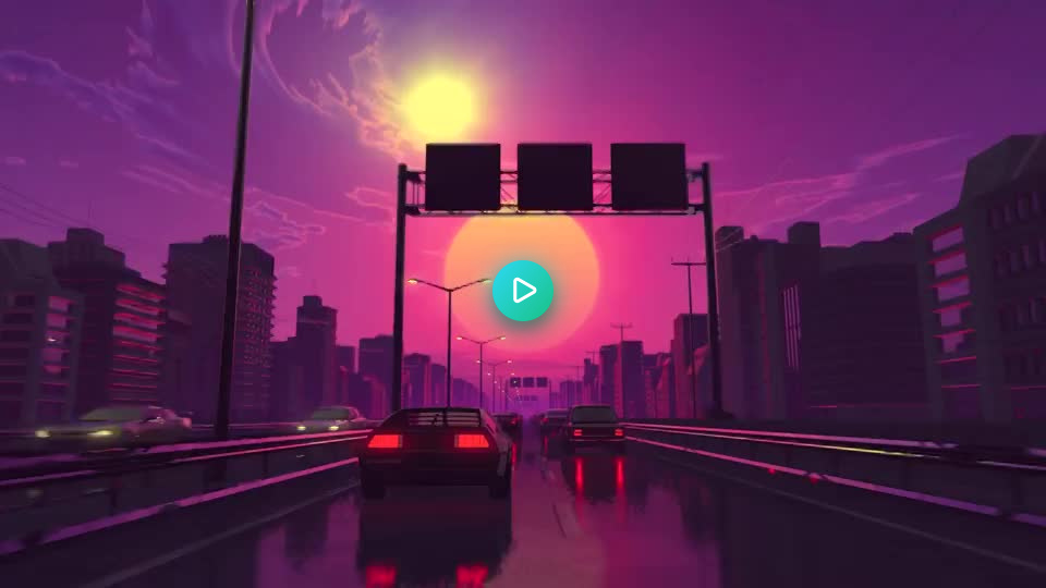[A]nother loop I made 'The Drive'