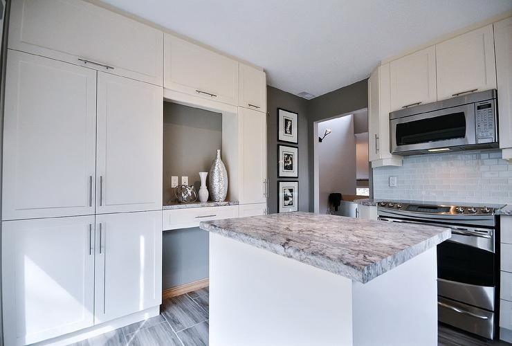 Best Pure D Kitchens Sherwin Williams Gateway Gray Off 400 x 300