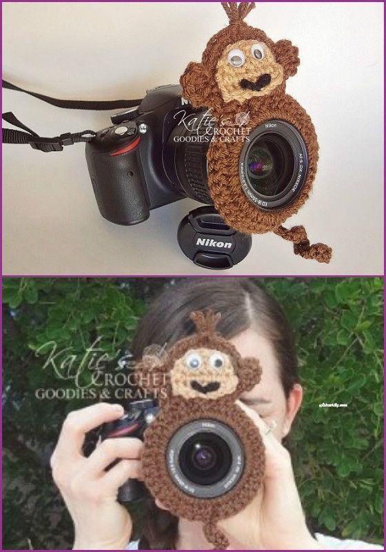 12 DIY Crochet Camera buddy Free Pattern Round Up #crochetcamera DIY Crochet Camera buddy Free Pattern-crochet monkey lens buddy  #Crochet #crochetcamera 12 DIY Crochet Camera buddy Free Pattern Round Up #crochetcamera DIY Crochet Camera buddy Free Pattern-crochet monkey lens buddy  #Crochet #crochetcamera 12 DIY Crochet Camera buddy Free Pattern Round Up #crochetcamera DIY Crochet Camera buddy Free Pattern-crochet monkey lens buddy  #Crochet #crochetcamera 12 DIY Crochet Camera buddy Free Patte #crochetcamera