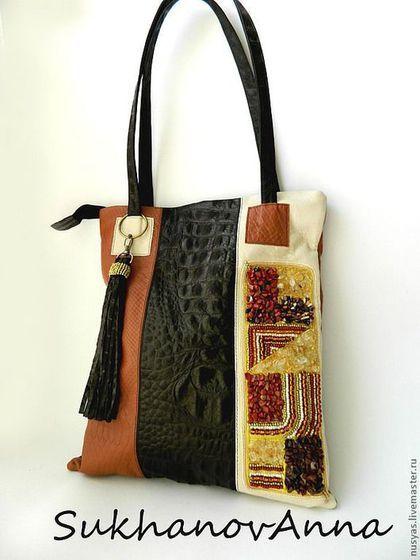 7cf6408af362 Женские сумки ручной работы. Ярмарка Мастеров - ручная работа. Купить Сумка  из серии