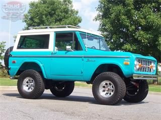 1970 Ford Bronco For Sale Classiccars Com Cc 527268 Ford
