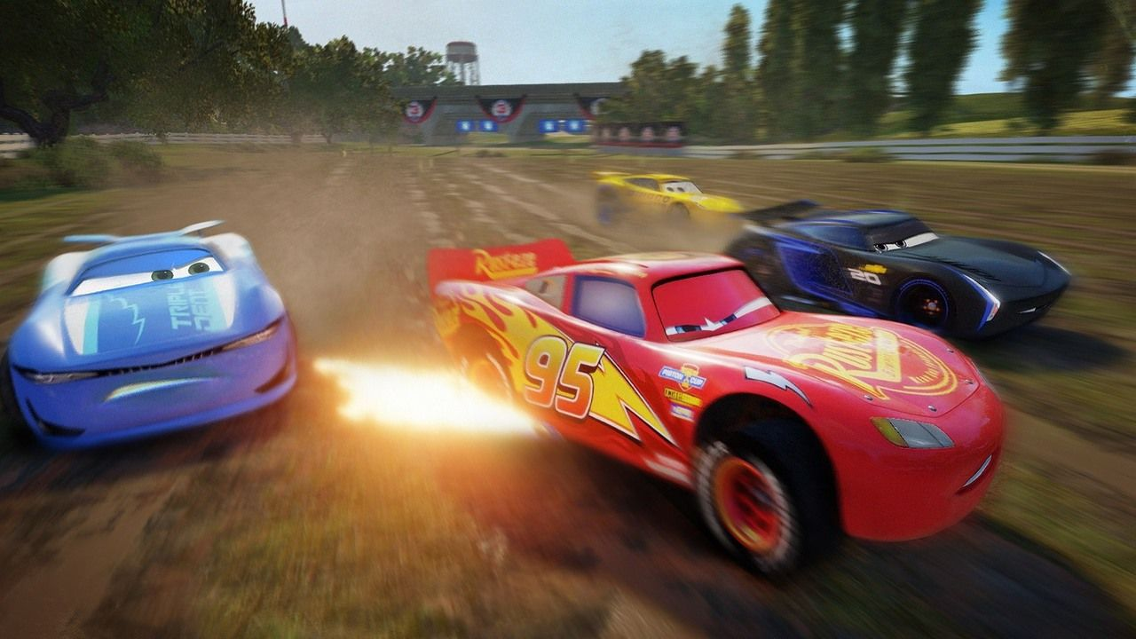 gaming #videos Cars 3: Driven to Win Release Date Revealed ...