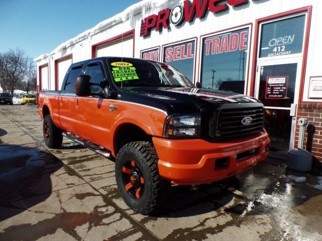 Details About 2015 Ford F 250 4x4 Crew Cab Flatbed 6 7 Liter