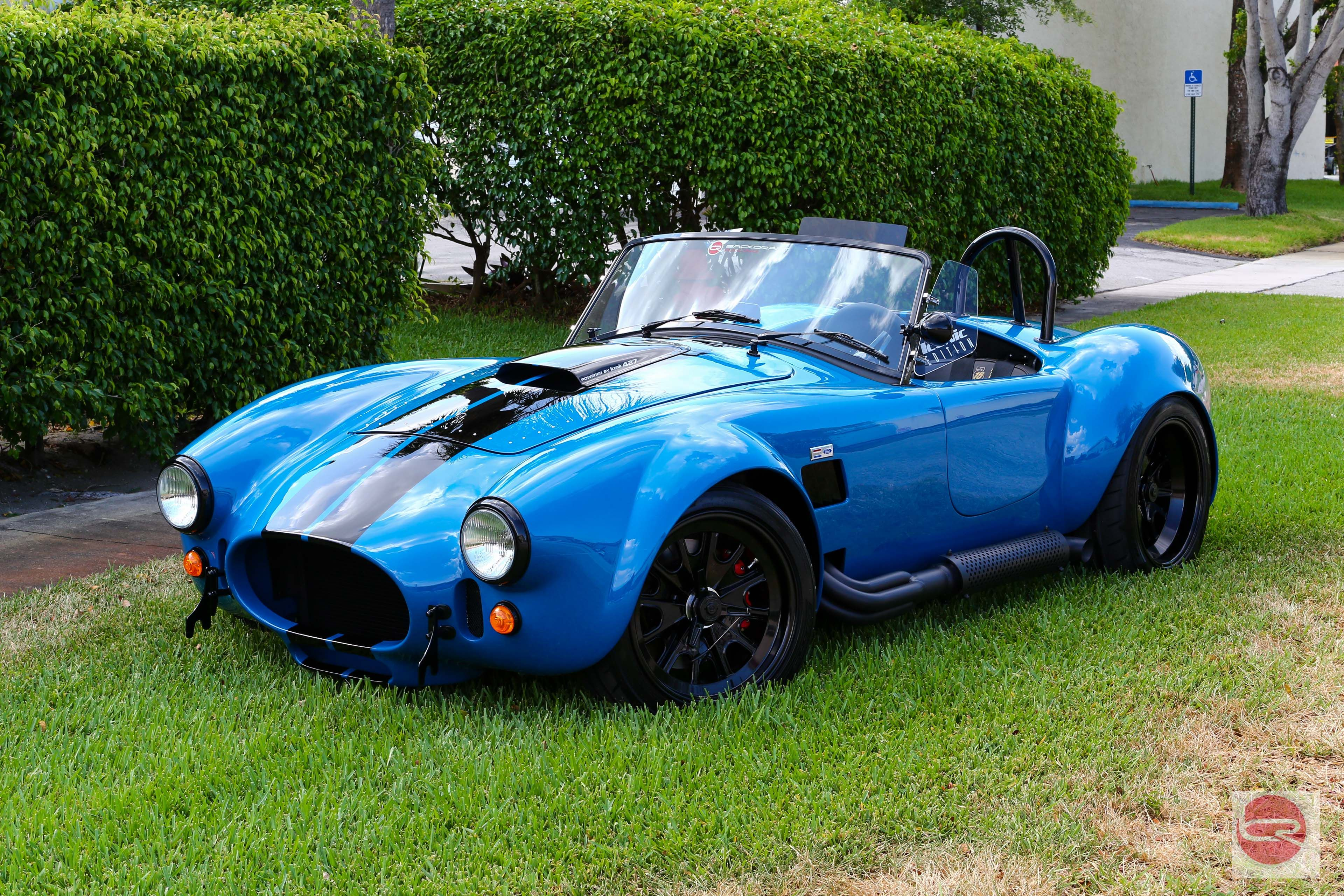 Kit Car Manufacturers >> Pin By Backdraft Racing On Backdraft Racing Cobra Kit Car