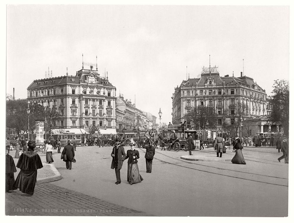 Historic B W Photos Of Berlin Germany 19th Century Berlin