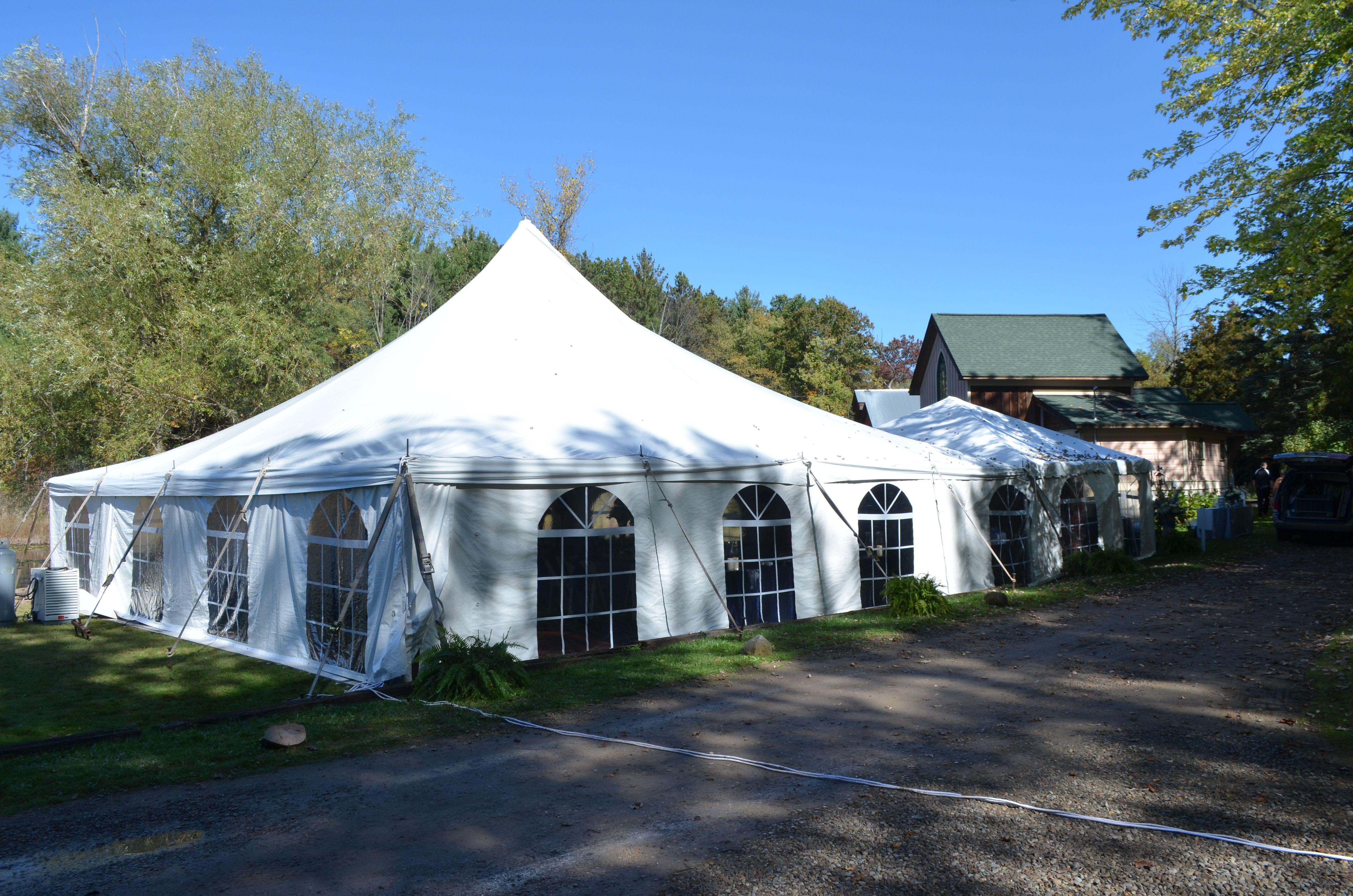 40x40 pole tent & 40x40 pole tent | Event Rentals | Pinterest | Tents